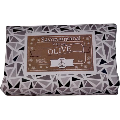 Savon parfumé à l'olive